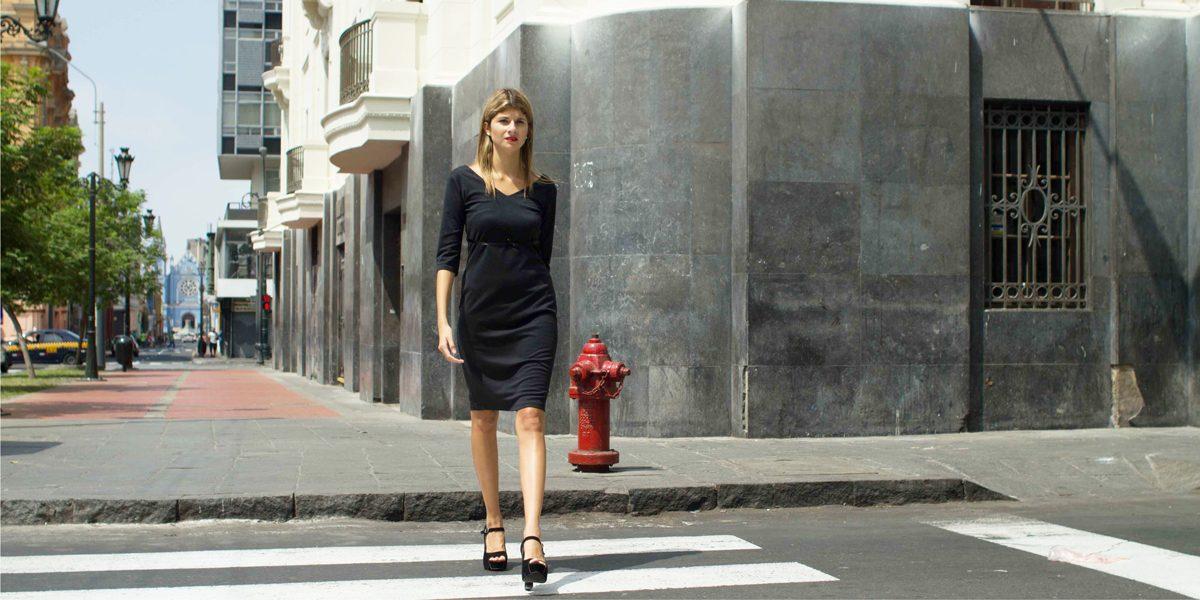 4 Ideas que te ayudarán a inspirarte para combinar tu vestido negro